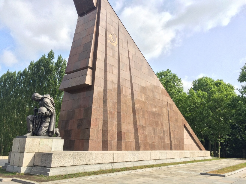 Soviet Memorial Berlin