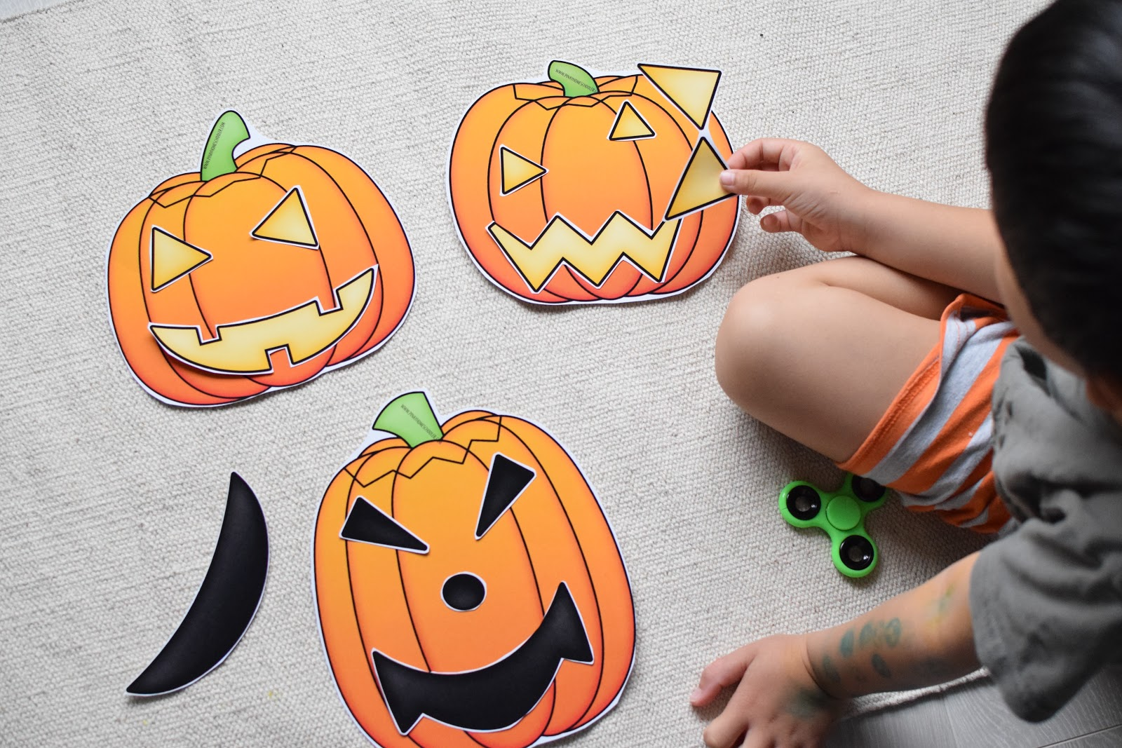 Halloween Preschool And Kindergarten Math And Literacy