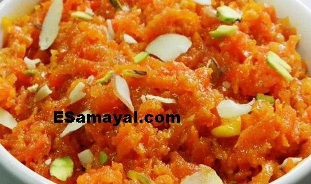 கேரட் அல்வா செய்வது | Carrot Alva Recipe !