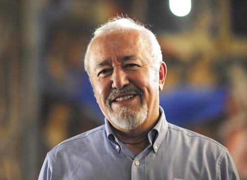 Escritor Humberto Musacchio