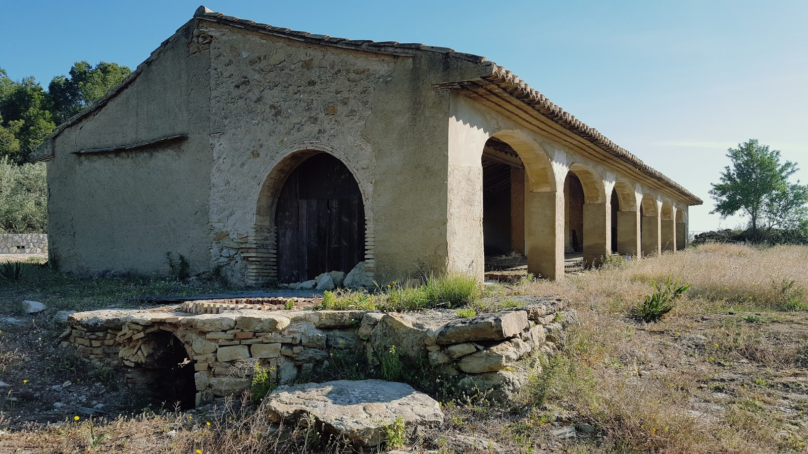 "Roda la Vall d'Albaida - ""Riurau"" in Terrateig"