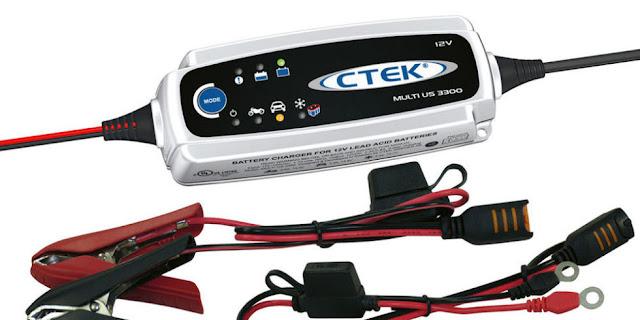 Chargeur de batterie Trickle Chargeur