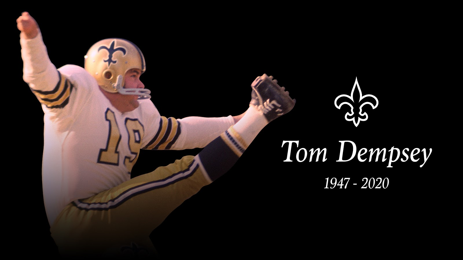 Tom Dempsey Died of Coronavirus Infection, Bio, Wiki, Age, Career, Wife, Net Worth