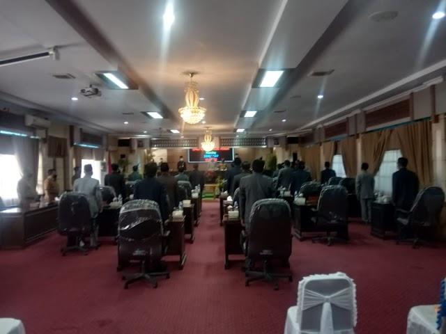 Dinilai Janggal Dalam Pelaksanaan, Fraksi PPP Tolak Pengesahan Ranperda Pertanggungjawaban APBD Pemkot Sungai Penuh 2019
