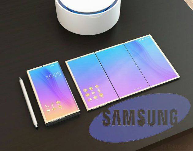 Prototype-foldable-smartphone-at-mwc-by-samsung