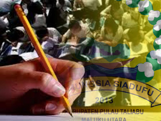 Hadapi Seleksi CPNS, Pemkab Pulau Taliabu Minta Putra-Putri Daerah Semangat Belajar
