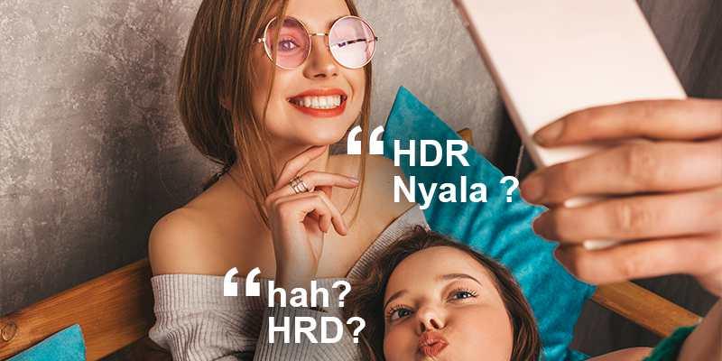 Apa itu HDR