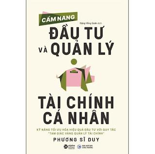 Cẩm Nang Đầu Tư Và Quản Lý Tài Chính Cá Nhân ebook PDF-EPUB-AWZ3-PRC-MOBI
