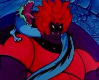 Il Signore del Drago lo spietato nemico di Jeeg