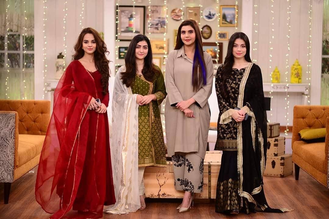 Drama Serial Nand cast