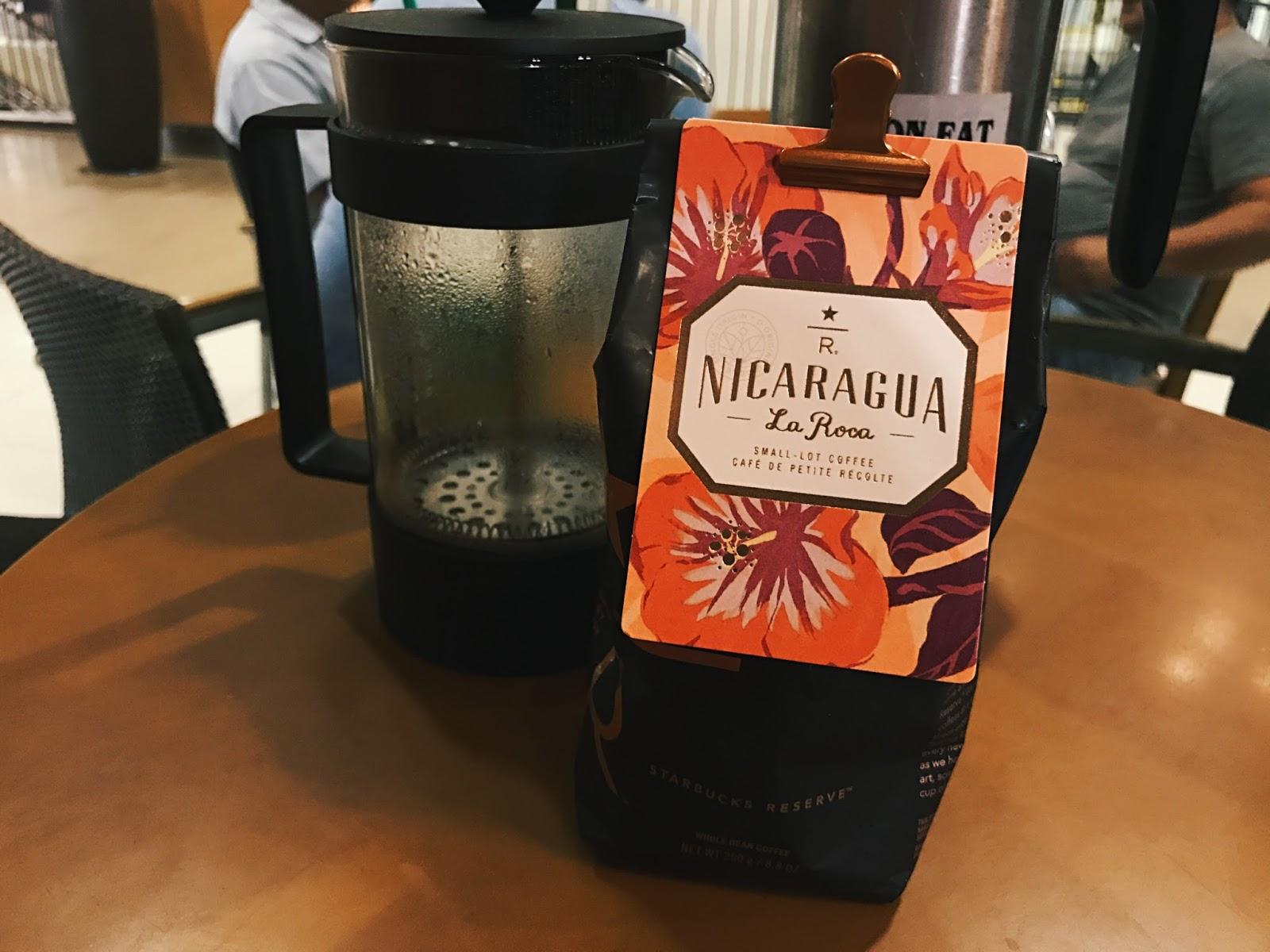 Starbucks Reserve® Nicaragua La Roca