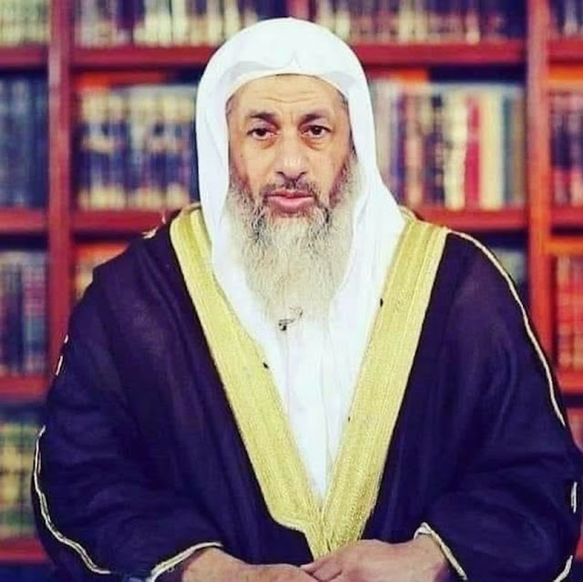 خروج الشيخ مصطفى العدوى من الاعتقال وهو فى طريقه للمنزل