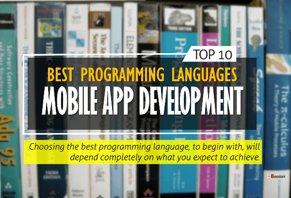 Programming Languages Used To Develop Mobile Applications