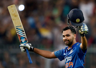 Top Indian cricketer Rohit Sharma hd wallpapers for mobiles