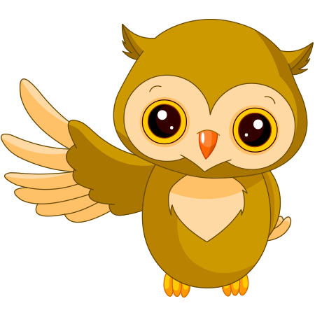 Awesome Owl Emoticon
