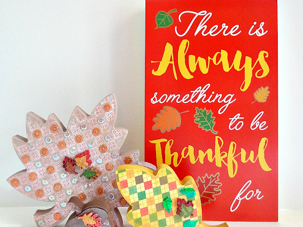 Buttons Galore & More: DIY Falling Leaves Home Décor