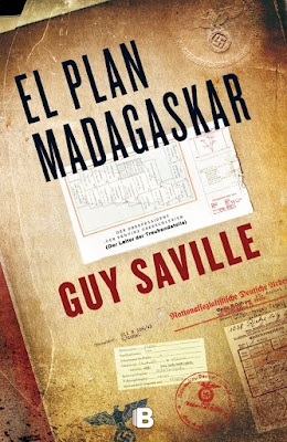 El plan Madagaskar - Guy Saville (2017)