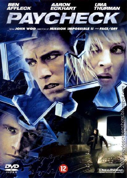 Paycheck (2003) ταινιες online seires xrysoi greek subs