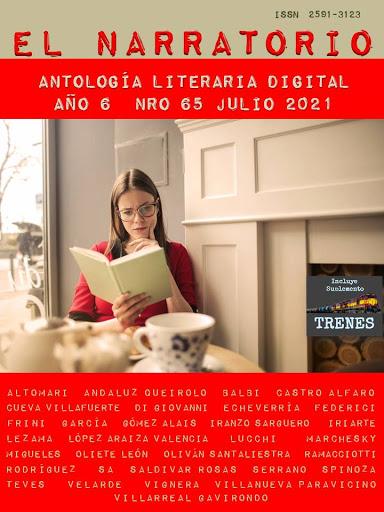 EL NARRATORIO  ANTOLOGÍA LITERARIA DIGITAL NRO 65