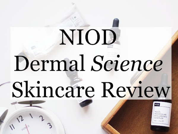 NIOD Dermal Science Skincare | REVIEW