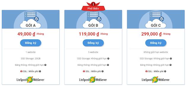 Mua hosting giá rẻ tại iNET - mã giảm 30%