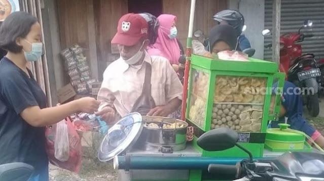 Pedagang Bakso Relawan Pemakaman Jenazah Covid: Stop Jualan Demi Tugas