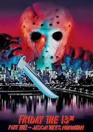 Friday the 13th, Part VIII: Jason Takes Manhattan [1989] [DVDR] [NTSC] [Latino]