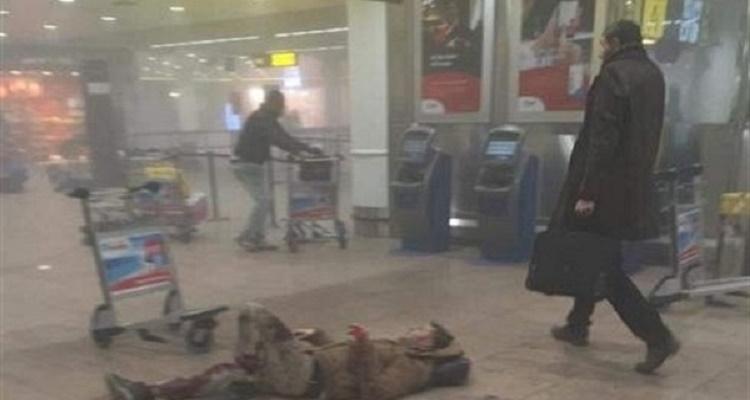 كلام لا يصدق الآن من تنظيم القاعدة لحظات بعد تفجيرات بروكسل