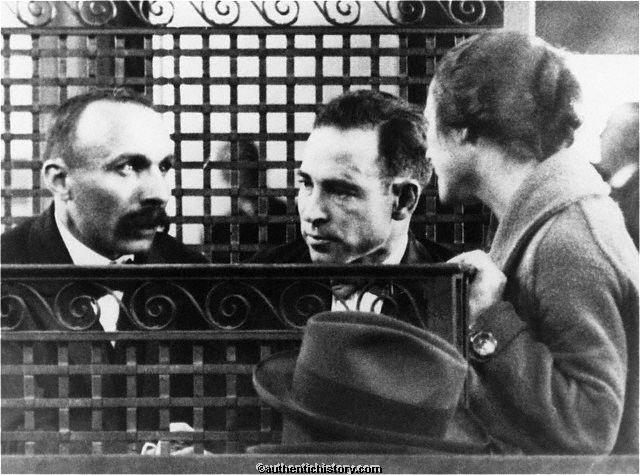 The sacco and vanzetti case
