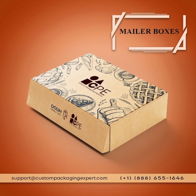 Developing Custom Printed Mailer Boxes In Unique Styles