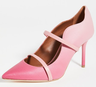 Shoeography Shoe of the Day | Malone Souliers Maureen Pumps