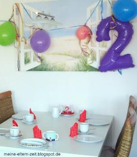 Kleinkind-Geburtstag feiern ohne Stress - die besten Tipps