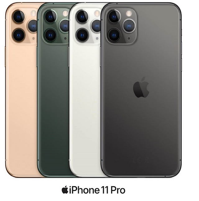 iPhone 11 Pro and iPhone 11 Pro Max price in India