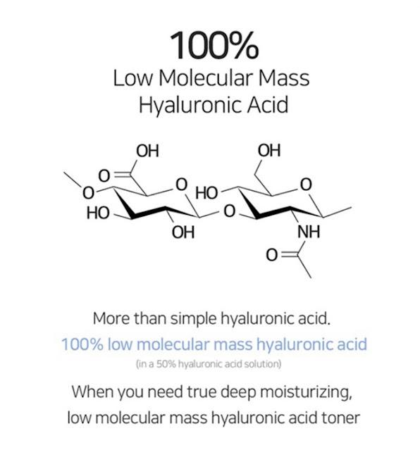 THE LAB by blanc doux Oligo Hyaluronic Acid 5000 Toner