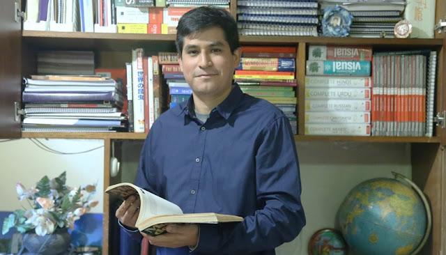 Marco Carrasco Villanueva, economista peruano ganó gana competencia organizada por premios Nobel