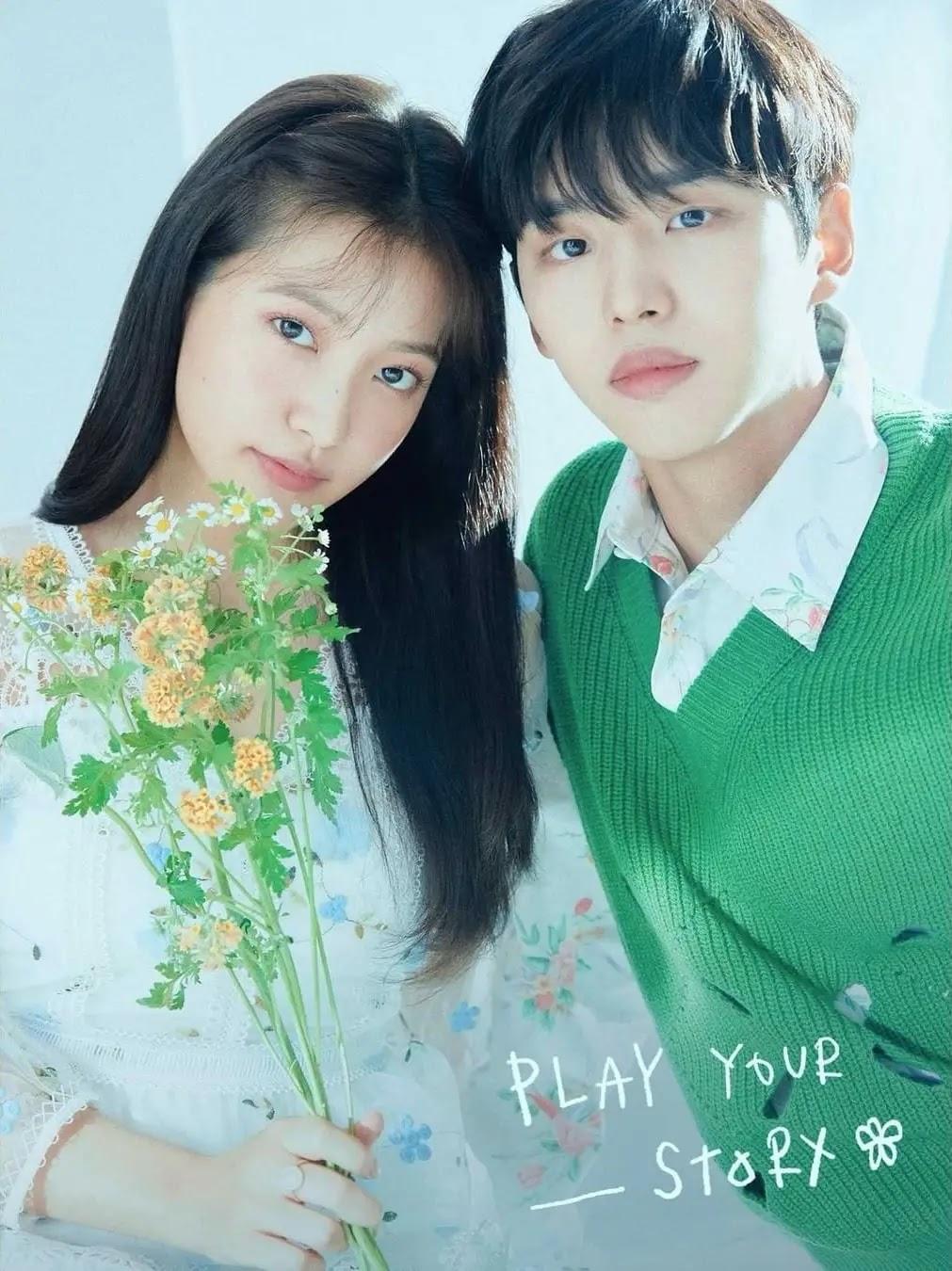 Web Drama 'Blue Birthday' Releases Yeri and Hongseok Poster Ahead of Broadcast