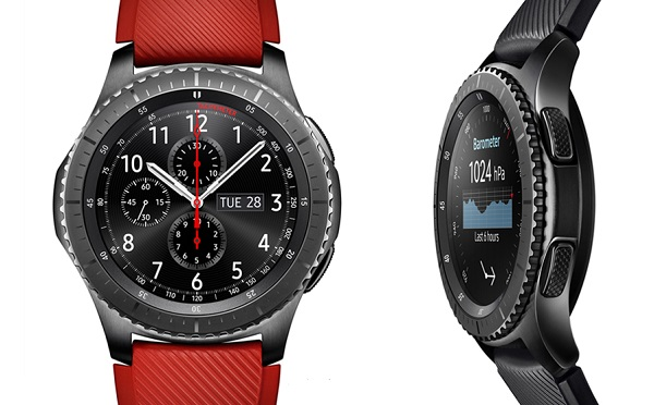 IFA 2016: SAMSUNG announces Gear S3 classic and Gear S3 frontier smartwatches