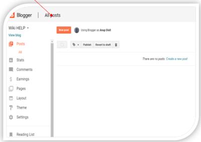 गूगल पर फ्री वेबसाइट कैसे बनाये