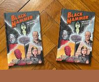 """Concorso : Vinci gratis copie del cartonato a colori """" Black Hammer - Per le strade di Spiral City"""""""