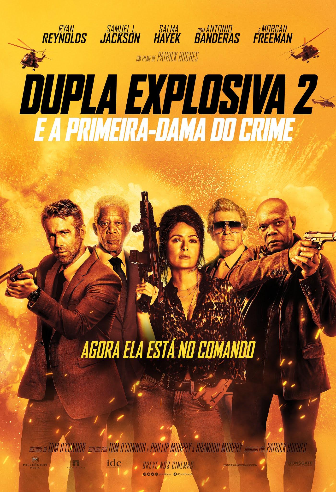 Dupla Explosiva 2 Torrent (2021) Legendado WEB-DL 720p | 1080p – Download