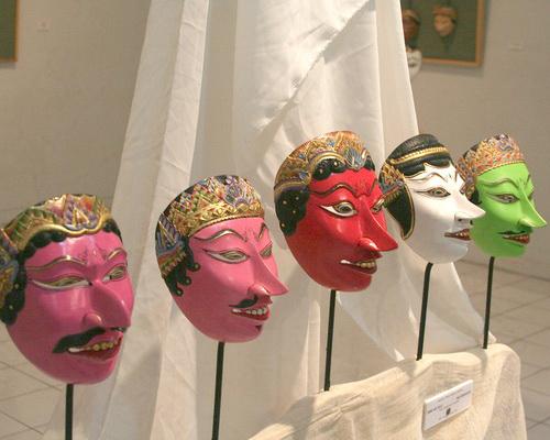 Tinuku Wooden masks Bobung village Gunung Kidul embracing classical traditions Panji Mask Dance performance