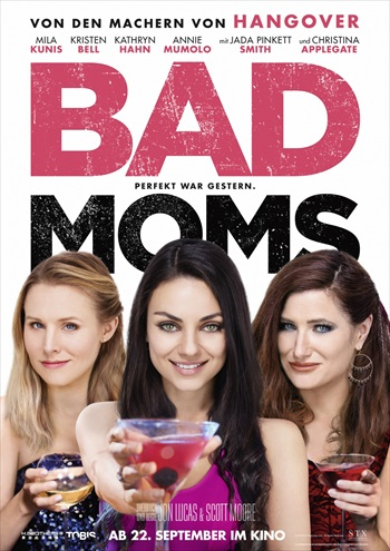 Bad Moms 2016 English Movie Download