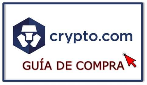 Comprar y Guardar en Monedero Crypto.com Coin (CRO) Tutorial Español Paso a Paso