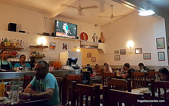 Café Criolo, Santa Maria, Ilha do Sal