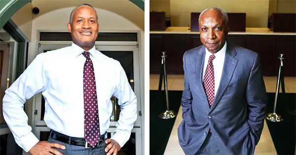CEOs of City First Bank and Broadway Federal Bank