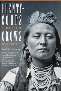 http://www.amazon.com/Plenty-Coups-Chief-Frank-B-Linderman/dp/0803280181