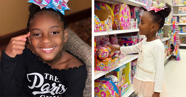 Lily Adeleye, 5-year old CEO of Lily Frilly