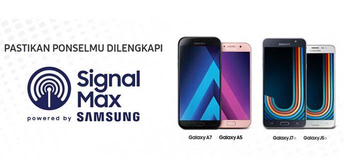 HP Samsung Signal Max