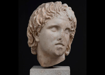 Alexander the Great: a very competent expert in finances