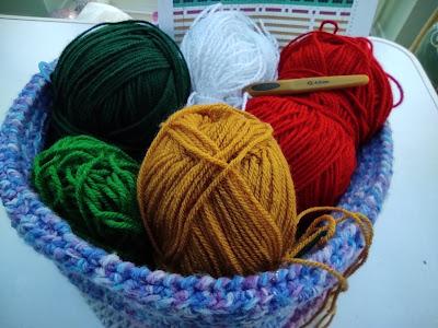yarn crochet hook